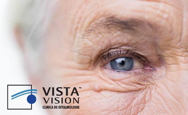 Reducere de 500 lei la operația de cataractă în luna octombrie