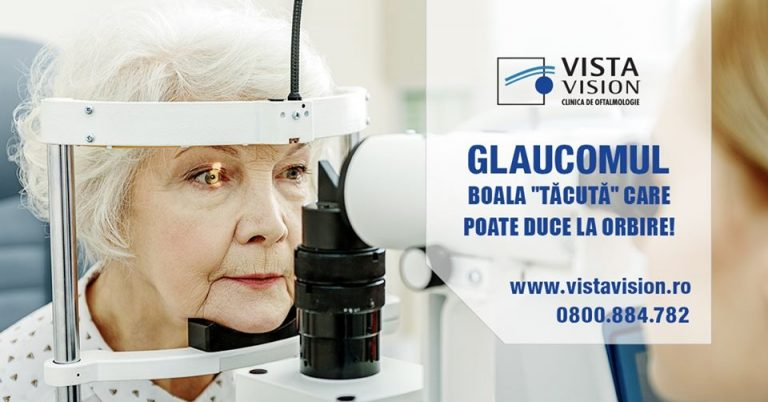 """Glaucomul – boala """"tăcută"""" care poate duce la orbire!"""